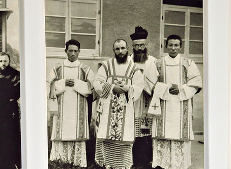 St. Maximilian Kolbe and the Eucharist