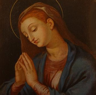 Saint John Eudes - Divine Meekness, Patience, and Clemency Mirrored in Mary's Heart
