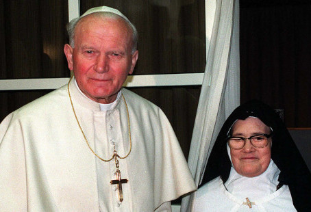 Sr. Lucia and Mary Co-redemptrix