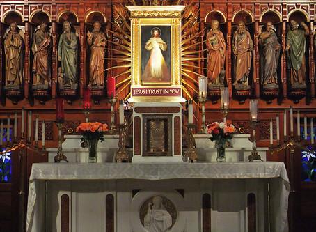 The Divine Mercy Chaplet