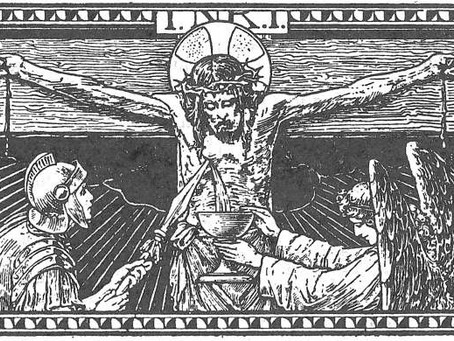 Here's why July is dedicated to the Precious Blood of Jesus Christ