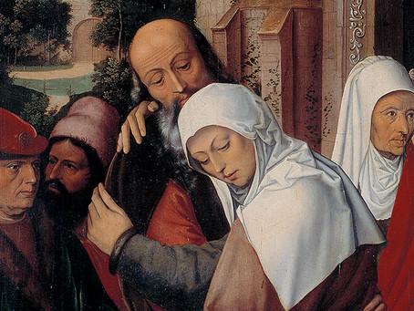Saint John Eudes - The Marvelous Sanctity of Saints Joachim and Anne