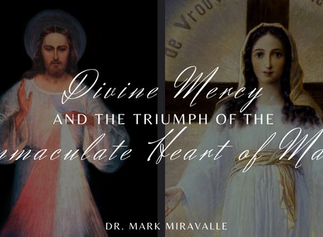 Divine Mercy and the Triumph of the Immaculate Heart of Mary