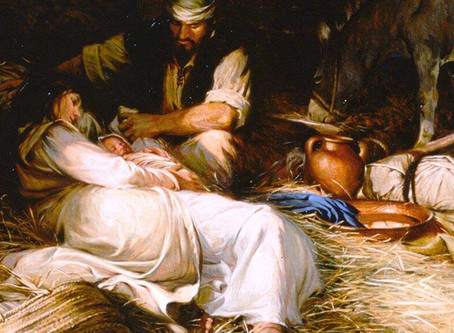 The Miraculous and Painless Birth of Jesus Christ