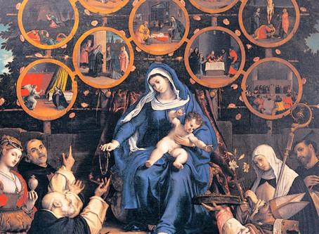 The Rosary - The Greatest Marian Prayer