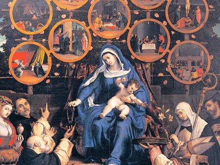 The Rosary - The Greatest Marian Prayer