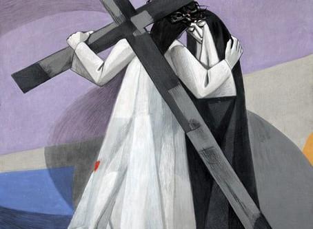 Saint Josemaría Escrivá - Jesus Meets His Mother