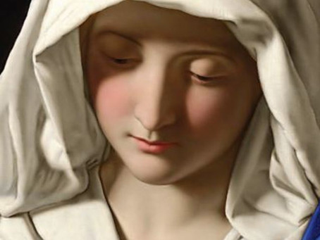 The Sufferings of Mary as Co-redemptrix