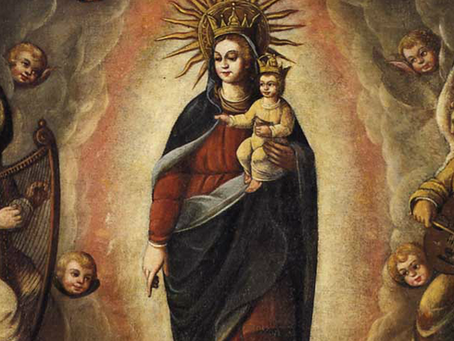 Mary in Private Revelation