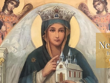 Five New Messages from Mary, Mother and Queen of the Church