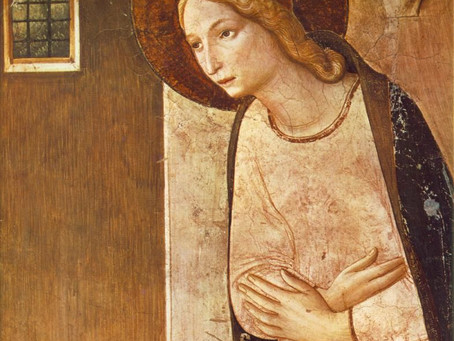 Mary's Coredemptive Offering