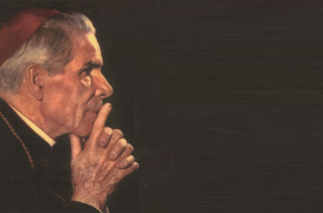 Fulton Sheen - The Annunciation: When Freedom and Love Were One