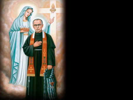 Kolbe's Act of Consecration & Commentary