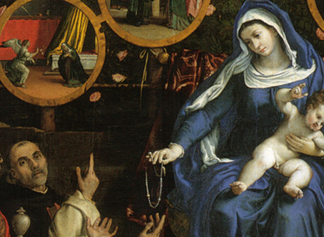 Saint John Eudes - The Rosary: You Cannot Too Often Utter Words So Holy