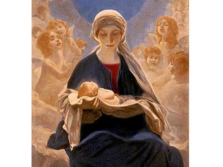 The Virgin Mary and the Culture of Life