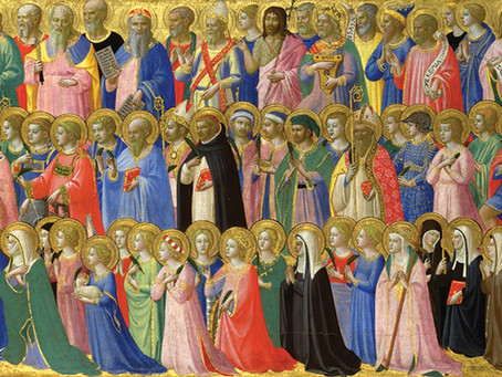 The Saints Witness to Mary Coredemptrix