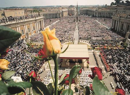 Pope John Paul II - Homily on Divine Mercy Sunday