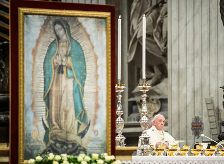 "NCR: Pope Francis' Guadalupe Homily and Mary ""Co-Redemptrix"""