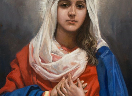 Saint John Eudes - The Peace of God Mirrored in the Admirable Heart of Mary