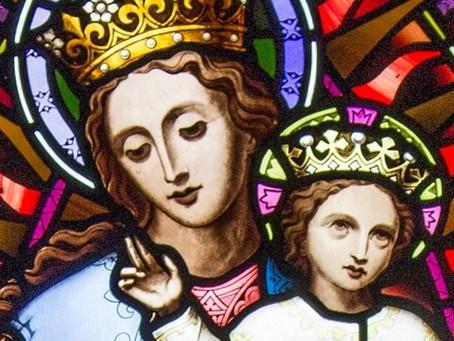 Saint John Eudes - In Mary Beats Three Hearts as One
