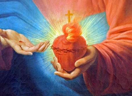 Saint John Eudes - Sacred Heart of Jesus: Furnace of Love During His Passion