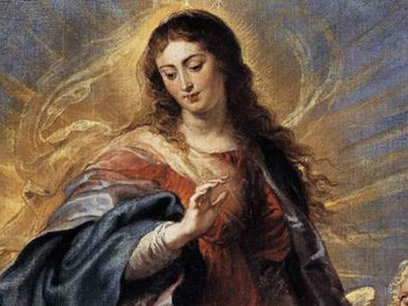 The Immaculate Conception & The Co-Redemptrix