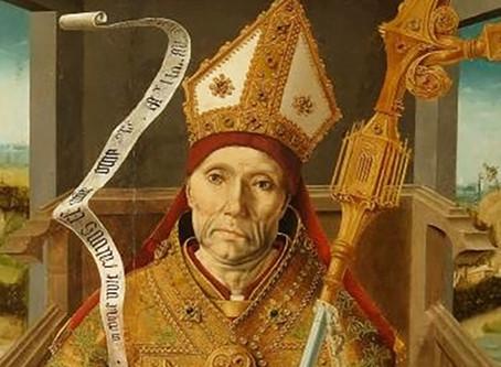 Saint  Athanasius - O Noble Virgin!