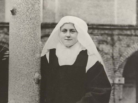 St. Therese: Mirror of the Blessed Virgin