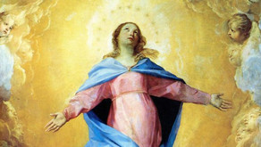 The Assumption of the Blessed Virgin Mary and its Foundation in Her Role as Coredemptrix
