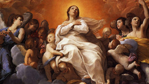 The Mystics and Mary's Assumption and Coronation