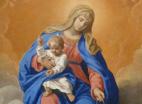 Visit of Our Mother of Compassion and Love - May 15, 2020