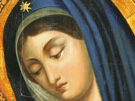"""""""At Every Moment""""—The Mystery of Mary's Mystical Suffering"""