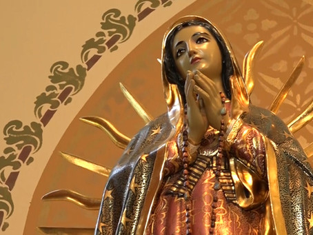 Consecration to Jesus Through Mary