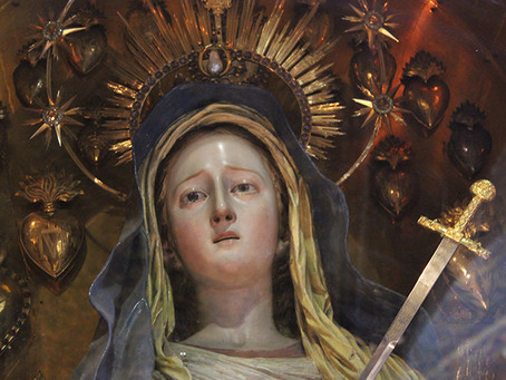 Her Sorrow Is Our Victory: Reflection for Our Lady of Sorrows