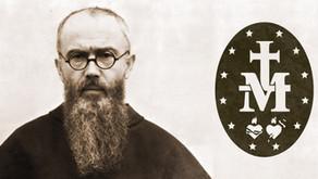 Saint Maximilian Kolbe & the Militia of the Immaculata