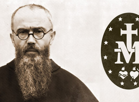 NEW VIDEO on Maximilian Kolbe & the Militia of the Immaculata