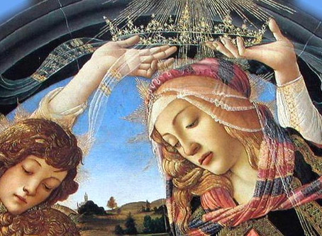 Mary's Universal Queenship