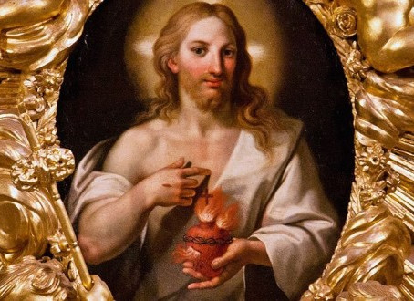 Saint John Eudes - The Sacred Heart's Infinite Love for His Father