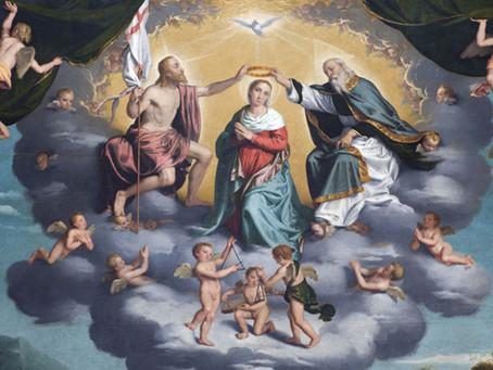 Tertullian - Mary the Virgin Earth