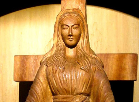 Who is Our Lady of Akita?