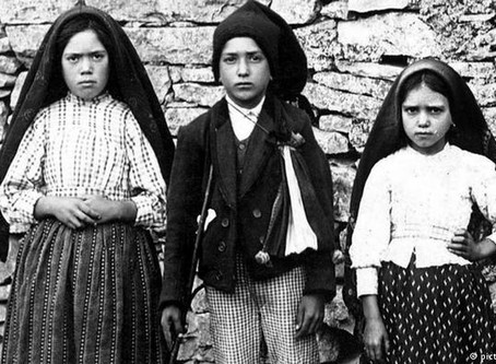 October 13, 1917 - Our Lady of Fatima