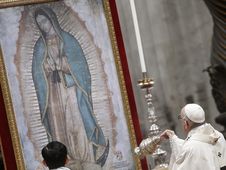 Coredemption in the Apparitions of Our Lady at Guadalupe, Lourdes and Fatima