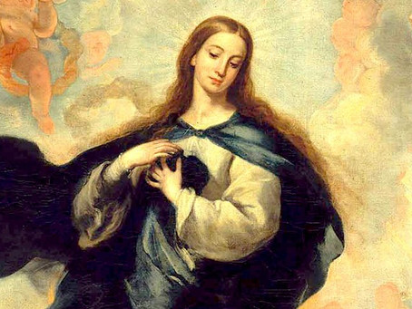 The Immaculate Conception in Mary