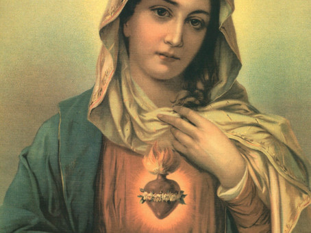 Saint John Eudes - The Luminous Heart of the World's Sovereign Lady