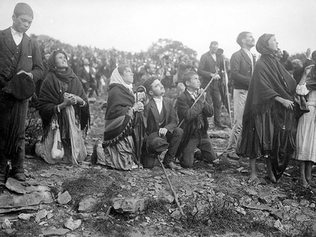 Eyewitness Accounts of the Solar Miracle of Fatima