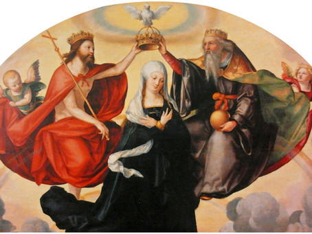 The True Nobility of the Mother of God