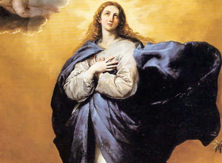 The Immaculate Conception in the Thought of Adrienne von Speyr
