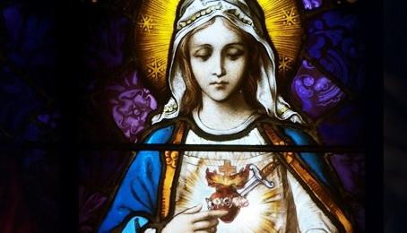 Saint John Eudes - The Heart of Mary