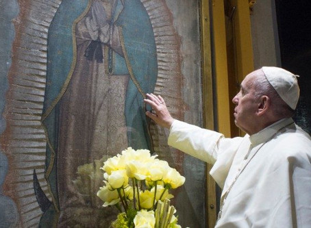 "Pope Francis vs. the Marian Title ""Co-Redemptrix""?"