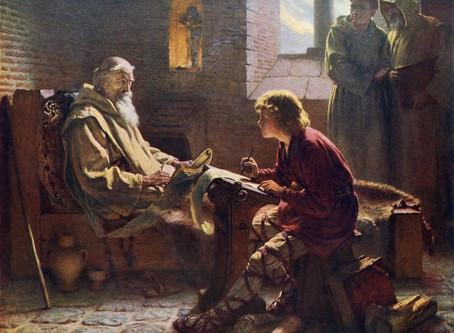 Saint Bede the Venerable - The Magnificat